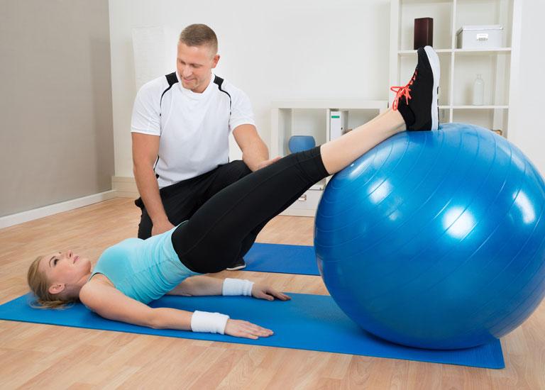 Personal Training | Yogafit Rumahi